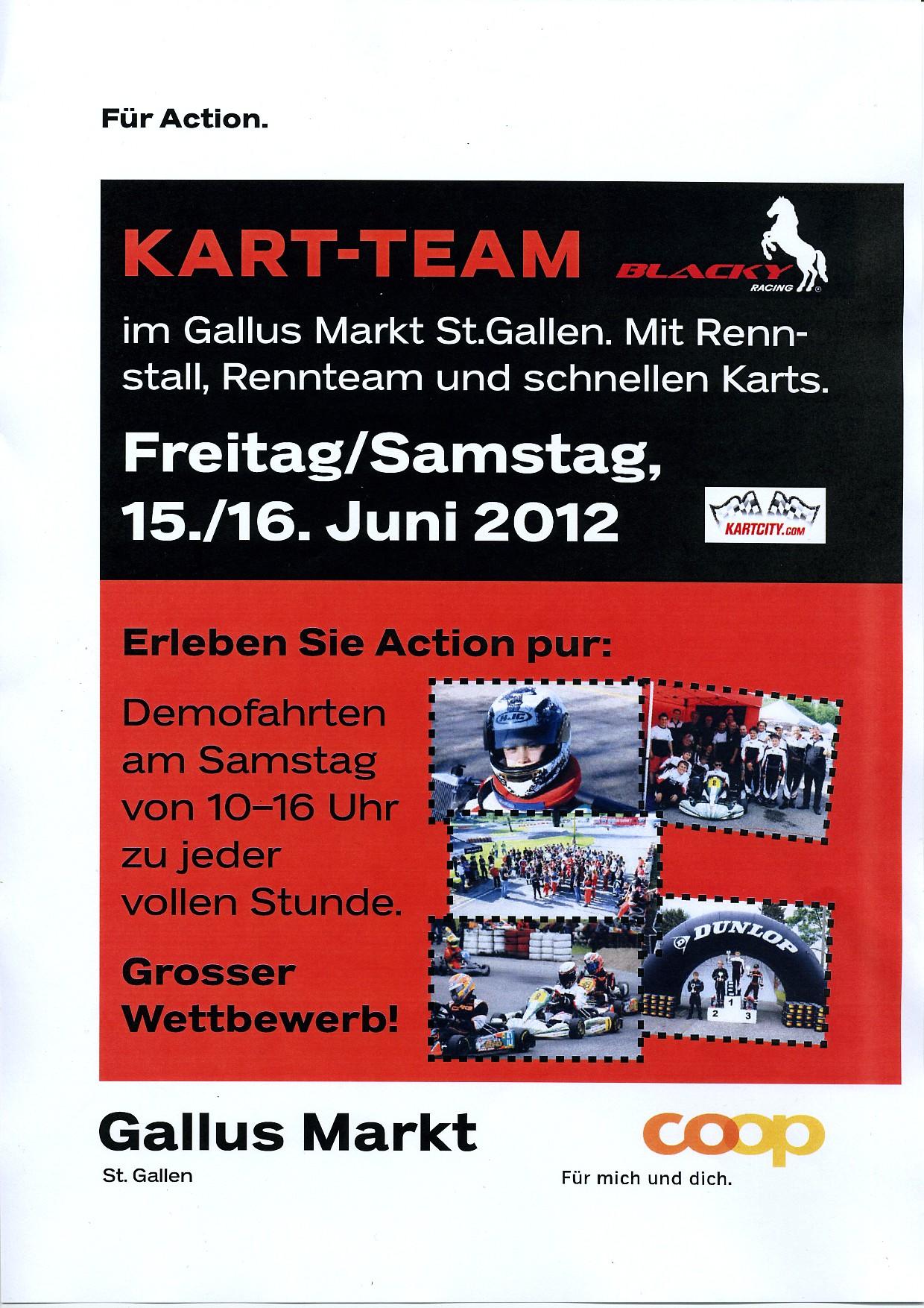 Coop Kart Event 2012