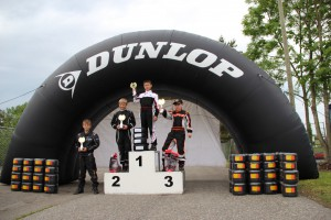 Siegerehrung Dunlop Cup #2
