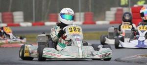 Kart Racer Titus Schmidli