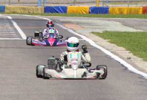 Titus Race in Castelletto