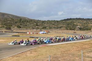 Rotax Wintercup Valencia 2016